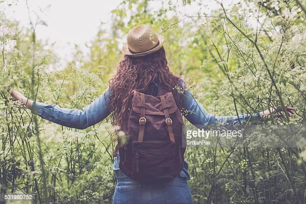 Perdido en la naturaleza
