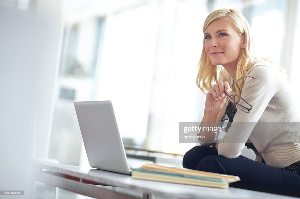 Lost in thought : Stock Photo