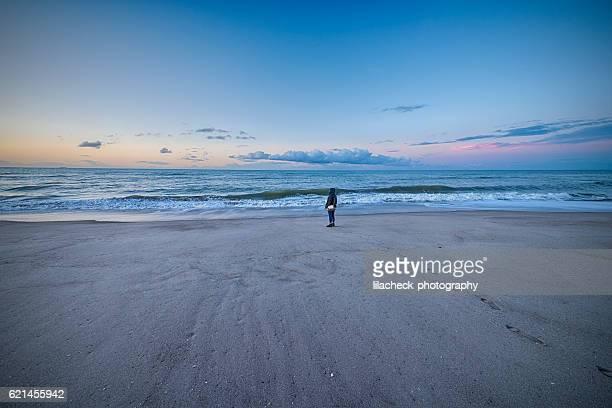 Lost inside a sea memories