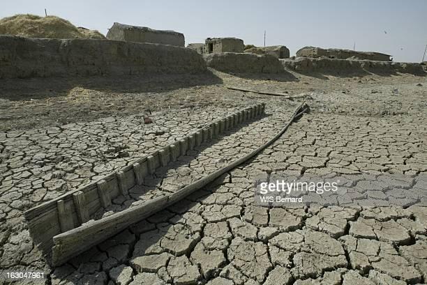 Lost Paradise Of The People Of Marais Les MADAN les populations arabes de confession chiite vivent dans les marais du sud de l'IRAK entre le Tigre et...