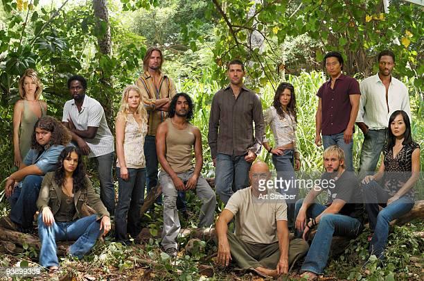 LOST 'Lost' stars Cynthia Watros as Libby Jorge Garcia as Hurley Michelle Rodriguez as Ana Lucia Harold Perrineau as Michael Emilie de Ravin as...