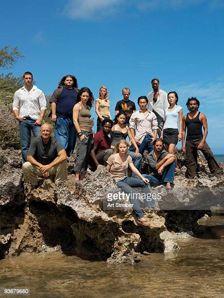 LOST 'Lost' stars Matthew Fox as Jack Terry O'Quinn as Locke Jorge Garcia as Hurley Evangeline Lilly as Kate Maggie Grace as Shannon Harold Perrineau...