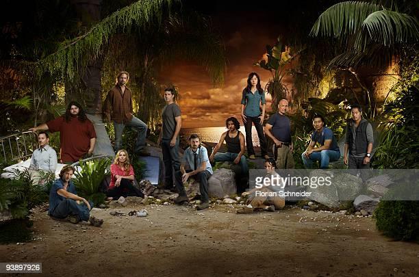 LOST Lost stars Naveen Andrews as Sayid Henry Ian Cusick as Desmond Jeremy Davies as Daniel Faraday Michael Emerson as Ben Matthew Fox as Jack Jorge...