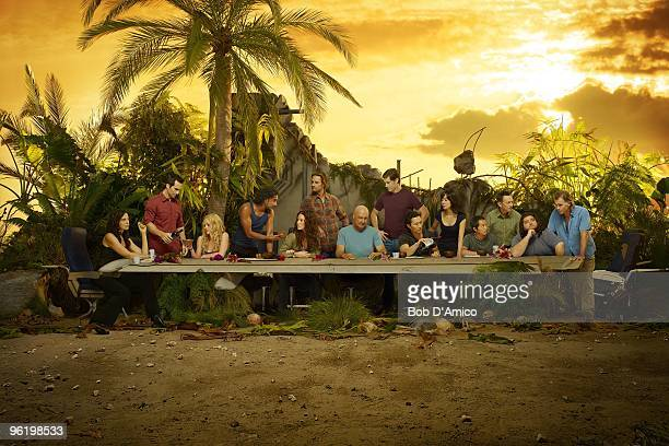 LOST 'Lost' stars Zuleikha Robinson as Ilana Nestor Carbonell as Richard Alpert Emilie de Ravin as Claire Naveen Andrews as Sayid Evangeline Lilly as...