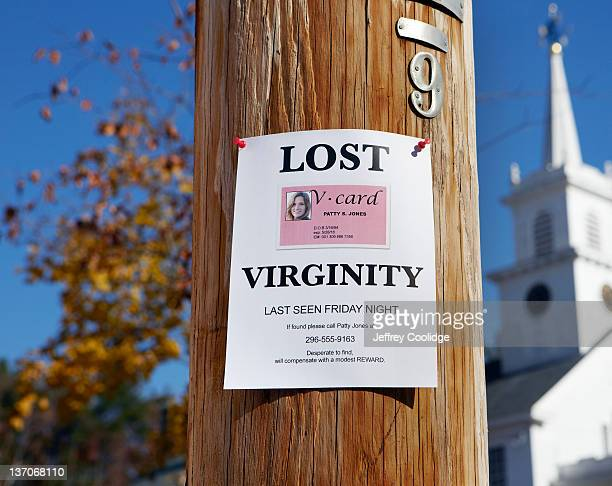 Lost Virginity Poster