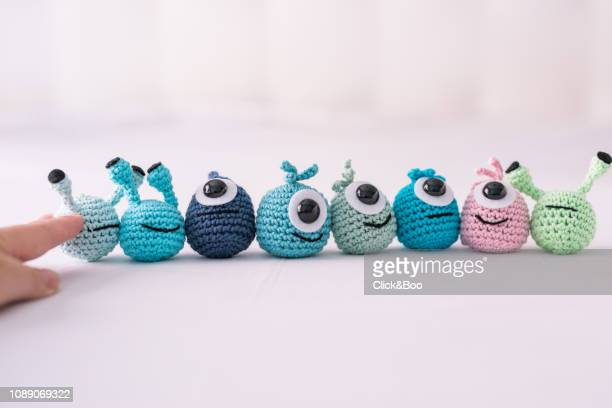 5 Little Monsters: Crocheted Flamingo Amigurumi | 408x612