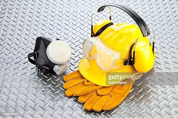 Ropa de trabajo de seguridad