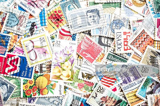 Lot of US Stamps
