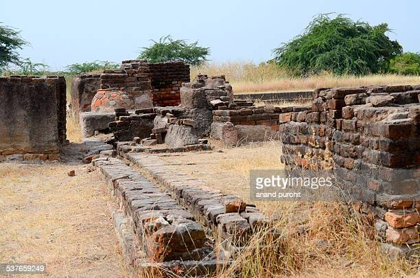 Lothal-The Ancient Civilization,Gujarat,India