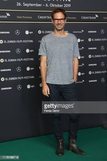 """Lothar Herzog attends the """"1986"""" photo call during the 15th Zurich Film Festival at Kino Corso on September 30, 2019 in Zurich, Switzerland."""