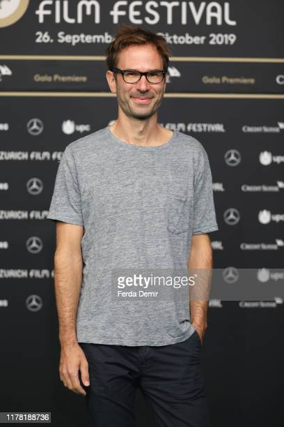 """Lothar Herzog attends the """"Watson"""" photo call during the 15th Zurich Film Festival at Kino Corso on September 30, 2019 in Zurich, Switzerland."""