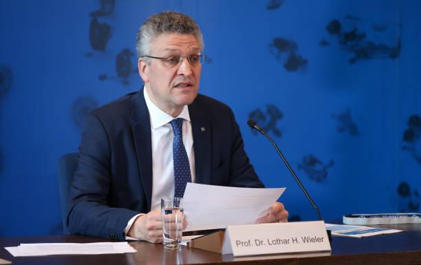 DEU: Robert Koch Institute Holds Coronavirus Update