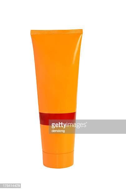 Lotion tube