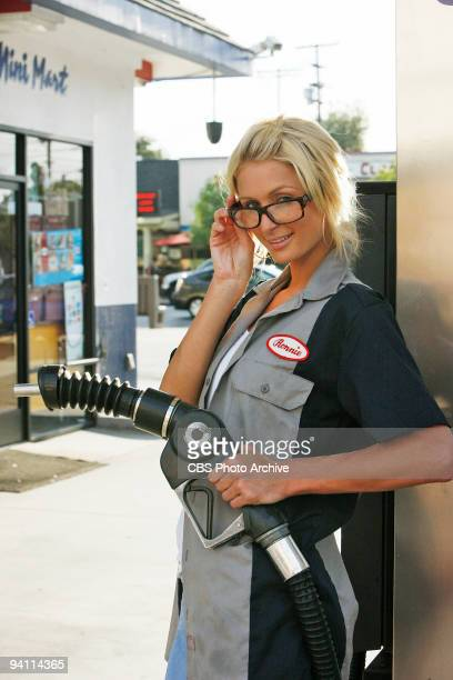 LOTParis Hilton poses as a gas station attendant on the CBS hit I GET THAT A LOT where popular stars pull pranks on everyday people Wednesday Jan 6...