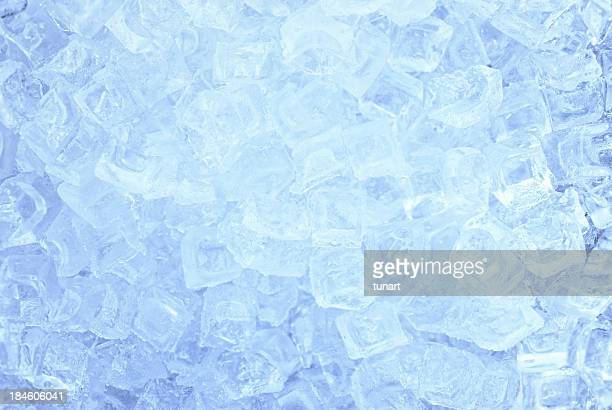 lots of ice - ice cube stock photos and pictures