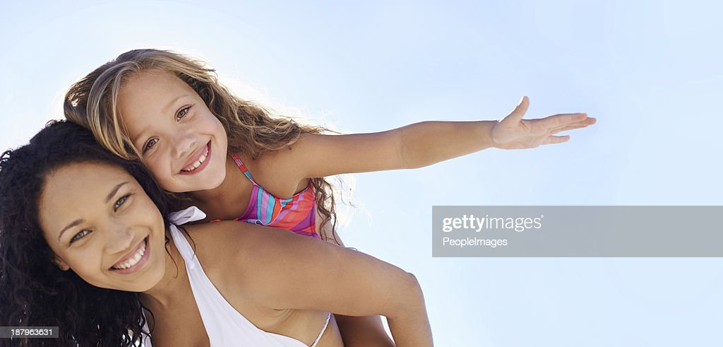 Lots of laughs when they're together : Stock Photo