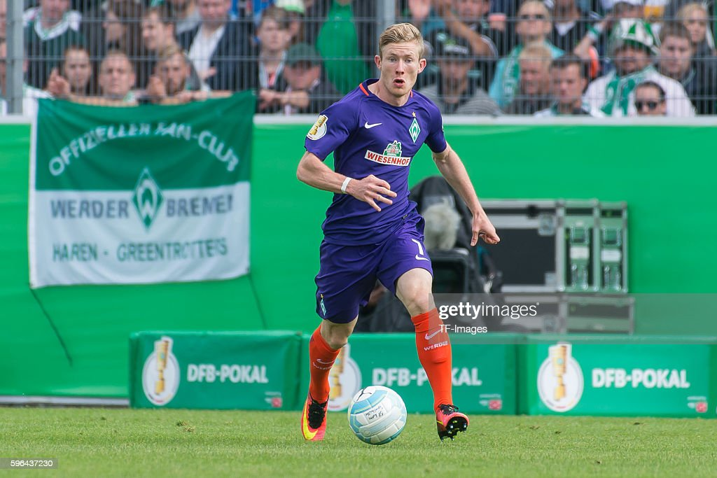 DFB-Pokal: SF Lotte - SV Werder Bremen : Nachrichtenfoto