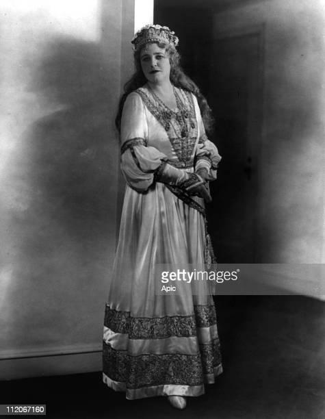 Lotte Lehmann german soprano