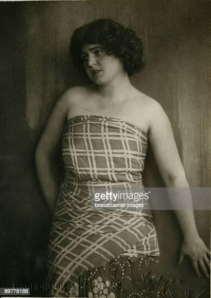 Lotte Lehmann in Frau ohne Schatten by Richard Strauss Photograph 1921