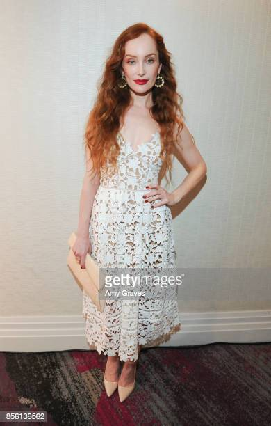 Lotte Verbeek attends The 6th Annual Saving Innocence Gala at the Loews Hollywood Hotel on September 30 2017 in Hollywood California