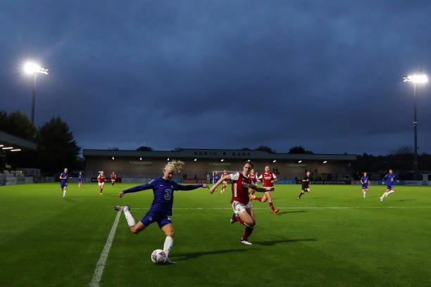 GBR: Arsenal Women v Chelsea Women - Barclays FA Women's Super League