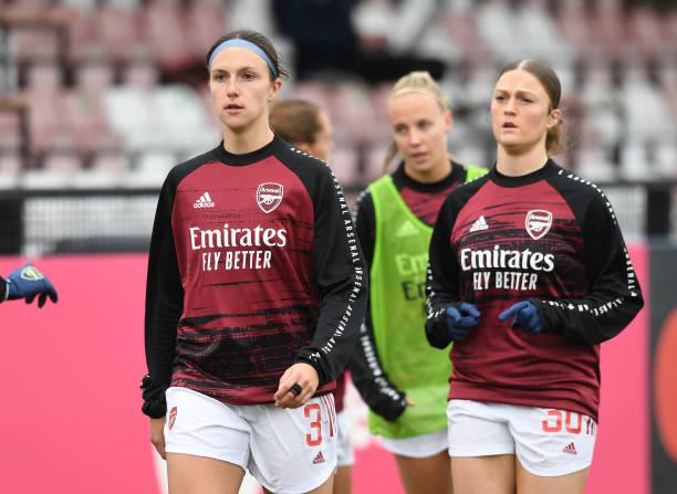 GBR: Arsenal Women v Tottenham Hotspur Women: Vitality Women's FA Cup