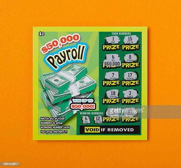 Lottery Ticket $50,000