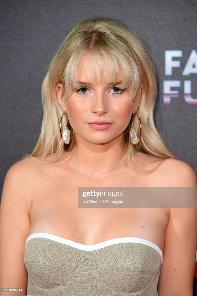 Lottie Moss attending the Naked Heart Foundation Fabulous Fun dFair held at The Roundhouse in Chalk Farm, London. PRESS ASSOCIATION Photo. Picture date: Tuesday February 20, 2018. Photo credit should read: Ian West/PA Wire.