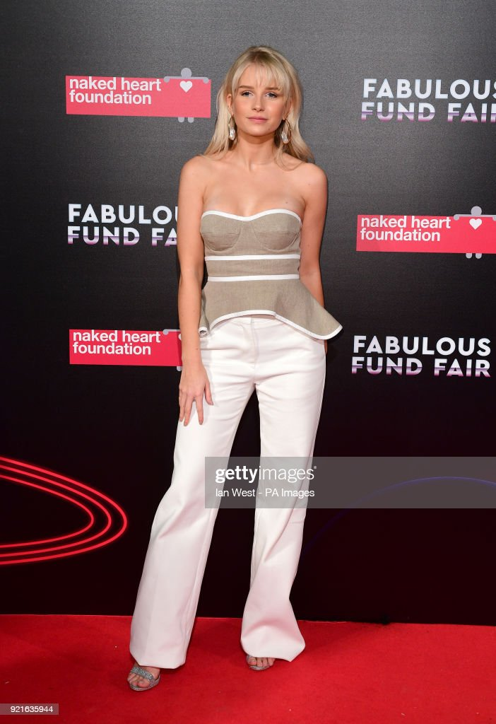 Lottie Moss attending the Naked Heart Foundation Fabulous Fun dFair held at The Roundhouse in Chalk Farm, London.