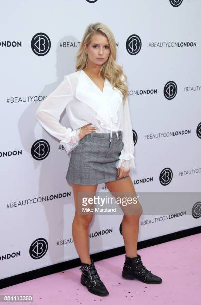 Lottie Moss attends Beautycon Festival 2017 at Olympia London on December 2 2017 in London England