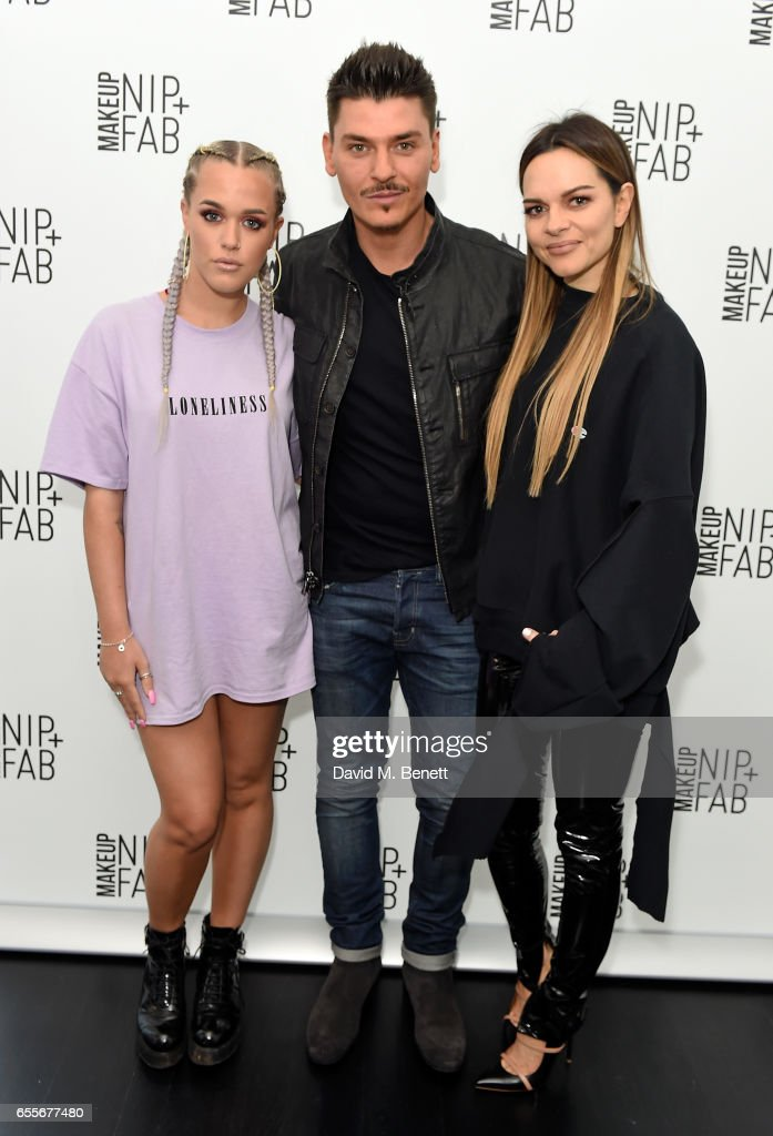 Marvelous Lottie Tomlinson, Mario Dedivanovic And Maria Hatzistefanis Attend The  Mario Dedivanovic U0026 Maria Hatzistefanis Launch