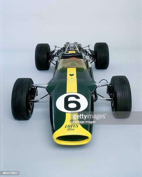 Lotus 49 CR3. The Lotus 49 was introduced during the 1967 Grand Prix season. Its truncated monocoque chassis was the first to use the legendary...