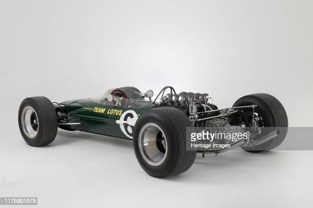 Lotus 49 R3 DFV.