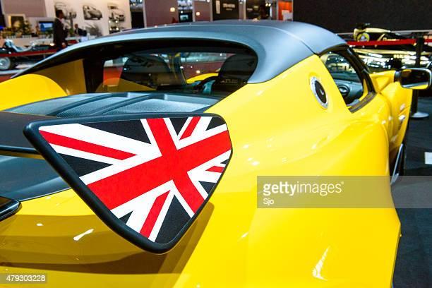 Lotus Elise 220 Cup race car