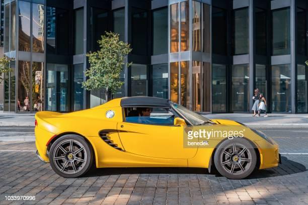 ロータス エリーゼ スポーツ車 - ロータス ストックフォトと画像