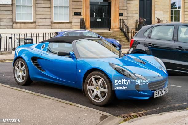 Lotus Elise sports car