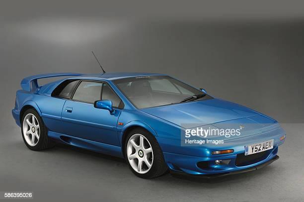 Lotus Esprit V8. Artist: Unknown.