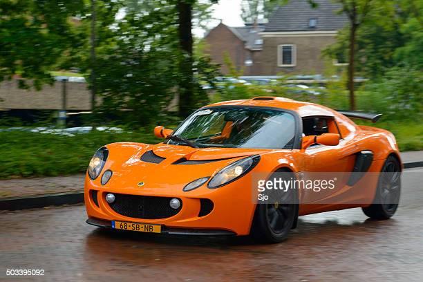 Lotus Exige sports car