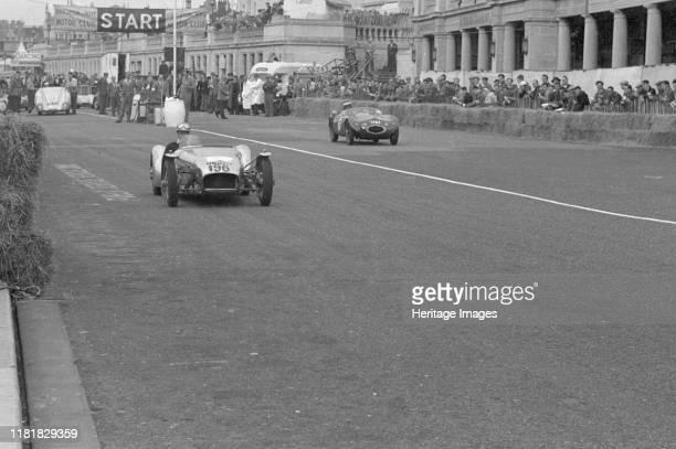 Lotus Seven Edward Lewis Brighton Speed Trials 7 9 57 Creator Unknown