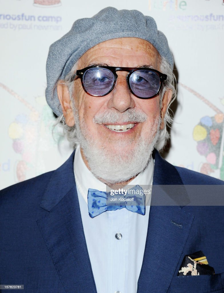 Lou Adler arrives at A Celebration Of Carole King And Her Music To Benefit Paul Newman's The Painted Turtle Camp at Dolby Theatre on December 4, 2012 in Hollywood, California.