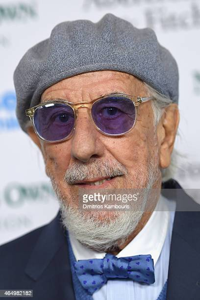 Lou Adler attends SeriousFun Children's Network's New York City Gala at Avery Fisher Hall Lincoln Center on March 2 2015 in New York City
