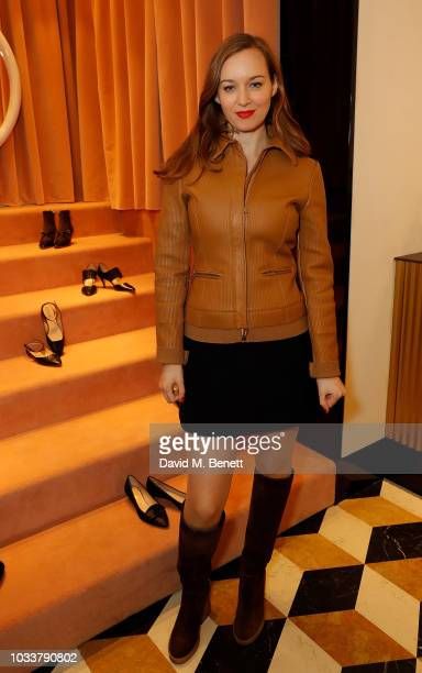 3da4ab0774 Lou attends the Tod's Sloane Apartment Boutique cocktail party on September  15 2018 in London England