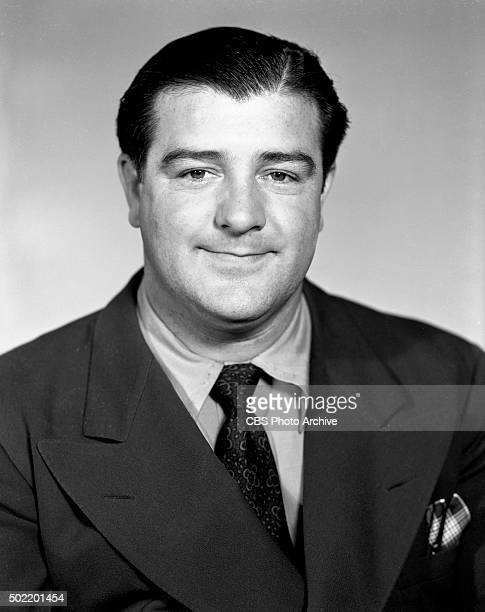 Lou Costello CBS Radio comedian Image dated September 1 1939 New York NY
