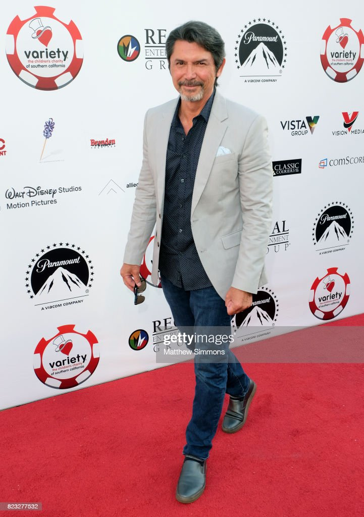 7th Annual Variety - The Children's Charity Of Southern California Texas Hold 'Em Poker Tournament - Arrivals