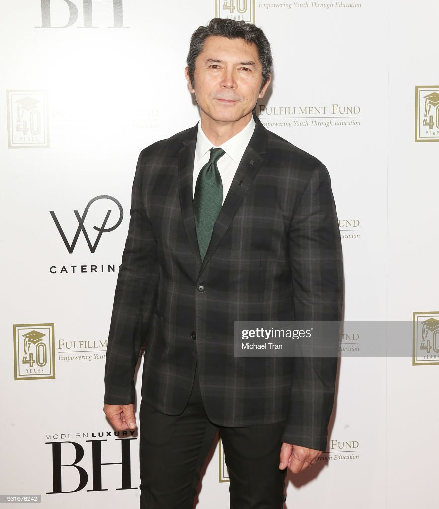 Lou Diamond Phillips attends A Legacy of Changing Lives presented by The Fulfillment Fund held at The Ray Dolby Ballroom at Hollywood & Highland Center on March 13, 2018 in Hollywood, California.