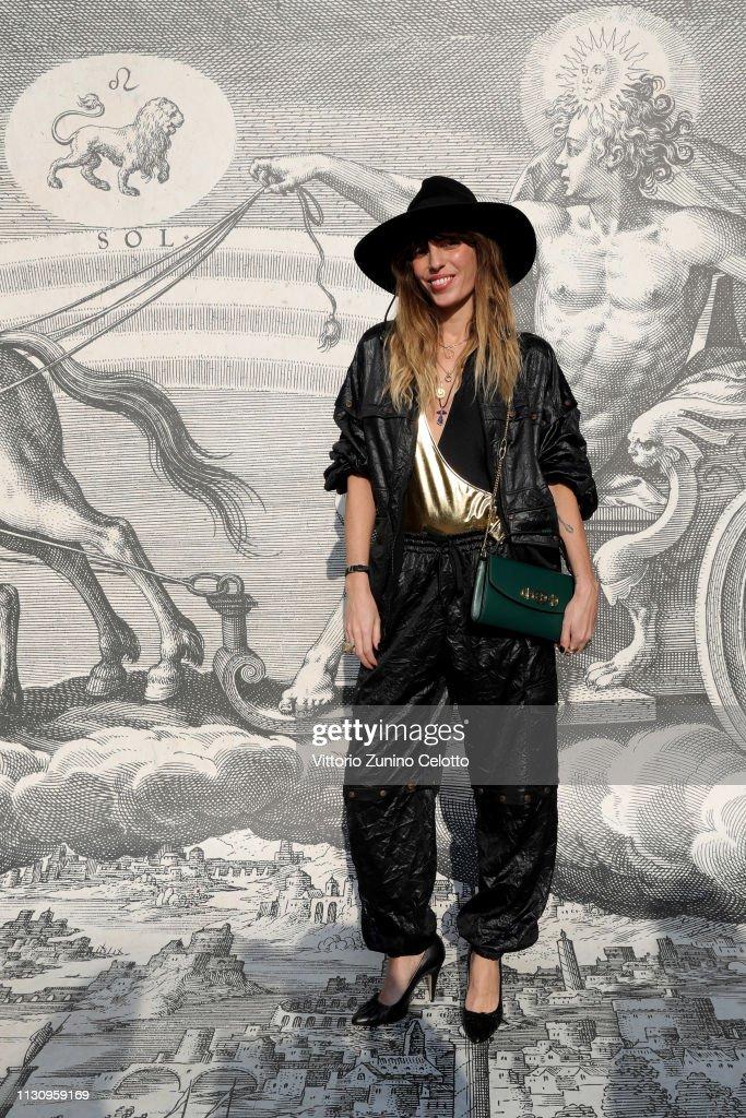 Gucci - Arrivals - Milan Fashion Week Autumn/Winter 2019/20 : Nachrichtenfoto
