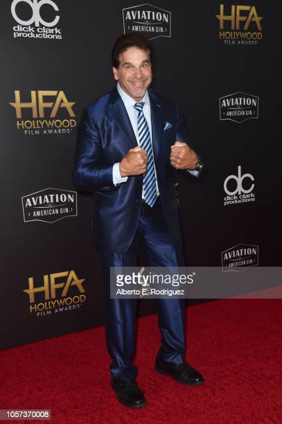Lou Ferrigno attends the 22nd Annual Hollywood Film Awards at The Beverly Hilton Hotel on November 4, 2018 in Beverly Hills, California.