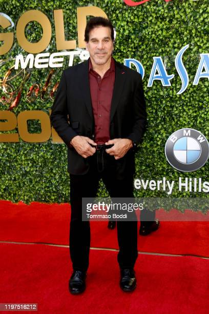 Lou Ferrigno attends the 7th Annual Gold Meets Golden at Virginia Robinson Gardens and Estate on January 04, 2020 in Los Angeles, California.