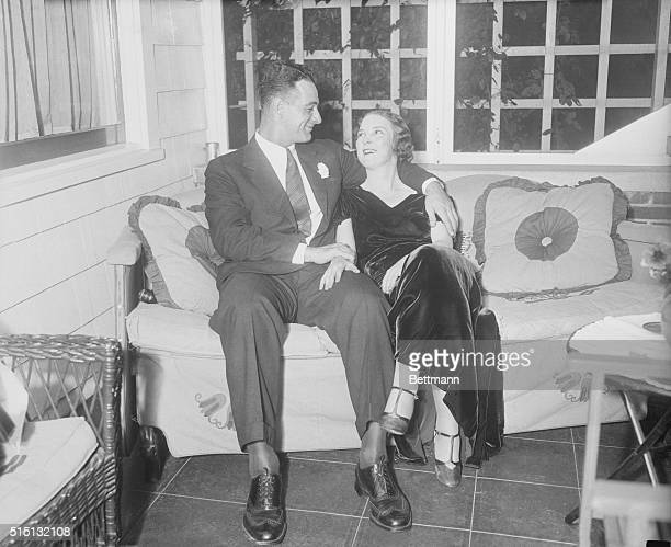 Lou Gehrig the Yankee's crown prince of the swat was married in New Rochelle at 1015 PM September 30th Men Teammates were present at the nuptials...