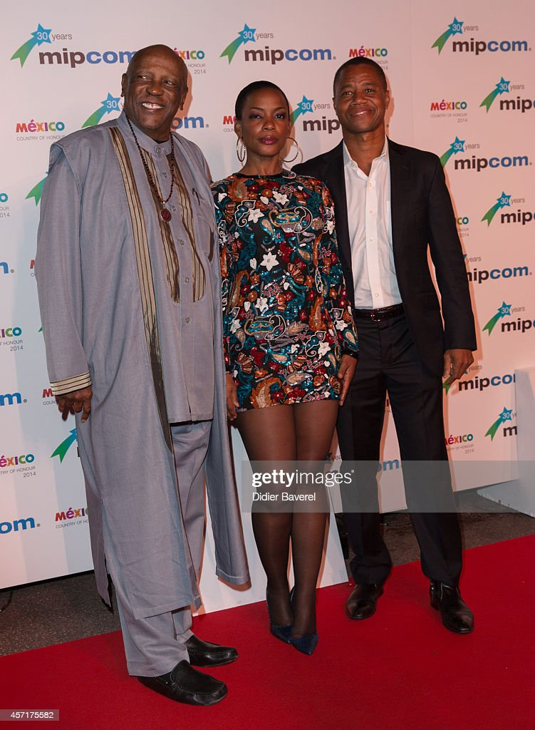 Opening Red Carpet Party - MIPCOM 2014 In Cannes : News Photo